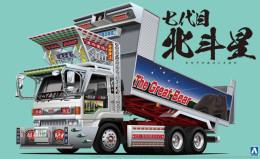 Nana Dai Mei Hokutosei ( Deep Box Dump Truck ) 1/32 (  Aoshima ) - Trucks And Trailers