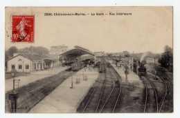 51 - Chalons Sur Marne - La Gare Vue Interieure - Châlons-sur-Marne