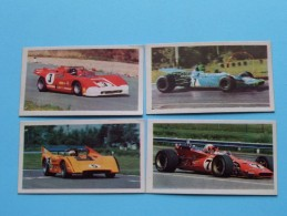 2e Serie AUTOSPRINT Nrs 17, 19, 25 & 28  / CANDYgum Milano / ZAGATO ( 4 Pcs. / Detail See Photo ) !! - Other