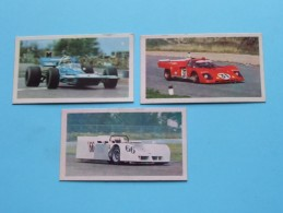 2e Serie AUTOSPRINT Nrs 21, 24 & 30  / CANDYgum Milano / ZAGATO ( 3 Pcs. / Detail See Photo ) !! - Other