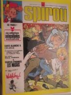 CLIP516 : Page Dessinée NATACHA Par WALTHERY  /  Revue Tintin Ou Spirou Années 60/70 , Puis Plastifiée Par Mes Soins Pou - Natacha