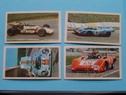 1e Serie AUTOSPRINT Nrs 53, 67, 68 & 63 (/photo/) / CANDYgum Milano / ZAGATO ( 4 Pcs. / Detail See Photo ) !! - Other