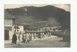 Cp , 38 , SAINT PIERRE DE CHARTREUSE , La Promenade Des CHARTREUX , Religion , Moines , Vierge - Autres Communes
