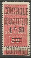 ALGERIE COLIS POSTAUX  YVERT N° 24  NEUF**   SANS   CHARNIERE /  MNH - Algérie (1924-1962)