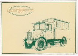 ALBION 30 CWT - Linemen's General Utility - Transporter & LKW