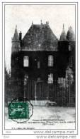 45. Loiret .   Bellegarde . Le Donjon Du Chateau - France