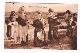 Cpa - Maroc -  8072    PORTEUSES  D'EAU  -- 11 - Autres