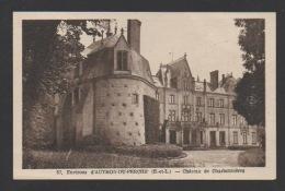 DF / 28 EURE ET LOIR / CHARBONNIÈRES / LE CHÂTEAU - France