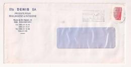 BRIEF LETTRE COB 2450 ROCHEFORT Olyff Afgestempeld Alleen Op Brief  / Seul Sur Lettre - Belgium