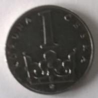 Monnaie - Tchéquie - 1 Kc 1994 - Superbe - - Repubblica Ceca