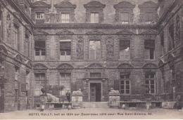 16 / 5 / 337  -   HÔTEL  SULLY, BATI  EN  1624  -  PARIS - Cafés, Hôtels, Restaurants