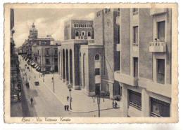 Bari, Via Vittorio Veneto - F.G. - Anni ´1930 - Bari
