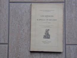 De Augustijnenkerk Van Het Klein Seminarie Te Roeselare Door Michiel De Bruyne, 178 Blz, 1975, - Livres, BD, Revues