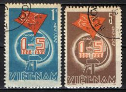 VIETNAM - 1986 - PRIMO MAGGIO - USATI - Vietnam