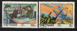 VIETNAM - 1984 - VITTORIA A BIEN PHU - 30° ANNIVERSARIO - USATI - Vietnam