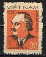 VIETNAM - 1982 - GEORGI DIMITROV (1882-1949) - LEADER BULGARO - USATO - Vietnam