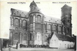 Grimbergen N2: L'Eglise 1909 - Grimbergen
