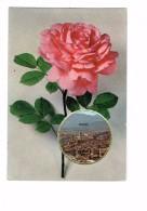 Carte Parfumée VALLAZUR - GRASSE Parfum FRAGONARD - Fleurs
