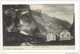 Romsdalen Hongheim - Norway
