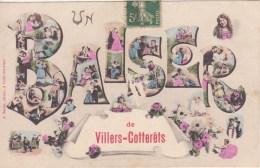 VILLERS-COTTERETS: Baiser De Villers-cotterets - Villers Cotterets