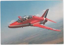 The RED ARROWS HAWK - British Aerospace - Powered By A Rolls Royce Turbomeca Adour Mk. 851- (U.K.) - 1946-....: Moderne
