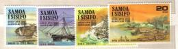 CI1079 - SAMOA , La Serie 262/265 *** - Samoa