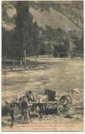 558 Valle De Aran El Rio Garona Cerca El Puente Del Rey Edicion Labouche Toulouse 558 Casseurs De Pierre - Autres