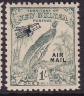 New Guinea 1932 Airmail Sc C39 Mint Hinged - Papua Nuova Guinea