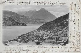 ST.BEATENBERG → Schöner Lichtdruck Anno 1901 - BE Berne