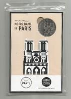 NOTRE DAME DE PARIS MEDAILLE DE LA MONNAIE DE PARIS 2016 Neuve Dans Son Emballage Pas Ouvert ! ! ! - 2016