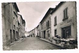 Belmont - Rue De La Poste - Belmont De La Loire