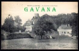 70 RUPT-sur-SAONE - Le Chateau Et La Tour - Andere Gemeenten