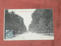BARBEZIEUX / ARDT COGNAC   1905   VUE GENERALE    EDIT CIRC OUI - France