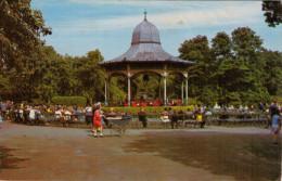 THE BANDSTAND EXHIBITION PARK   NEWCASTLE UPON TYNE     (VIAGGIATA) - Newcastle-upon-Tyne
