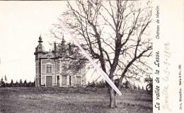 La Vallée De La Lesse - Château De Wanlin - Carte Voyagée Vers Namur En 1903 - Other