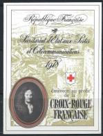 France 1978 Carnet C 2027 Neuf Croix Rouge - Libretti