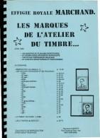 Belgique : Effigie Royale MARCHAND - Philatélie Et Histoire Postale