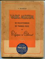 Belgique : Vademecum Du Collectionneur De Timbres-poste De Belgique & Colonies - Philatelie Und Postgeschichte