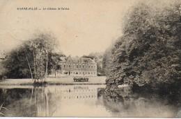 BEAUVECHAIN.  HAMME-MILLE.  LE CHATEAU DE VALDUC. - Beauvechain