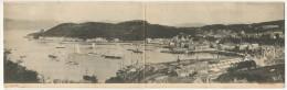 Oban Double Fold Panorama Card Valentines - Argyllshire