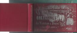 Côtes Bretonnes De Nantes à Brest Et Basse Loire , 125 Dessins , Rel. Toile  126 P. S.d. ( Vers 1892 ) Défauts - Livres, BD, Revues