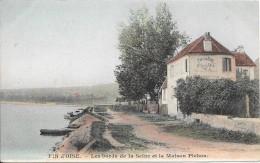 FIN D'OISE : Les Bords De La Seine Et La Maison Pichon - Conflans Saint Honorine