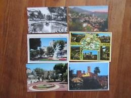Lot De 6 Cartes De Grasse   ( Alpes Maritimes ) - Cartes Postales