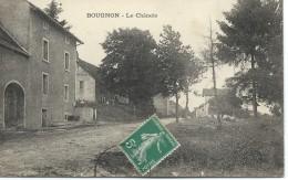 70-BOUGNON Le Chanois - Andere Gemeenten