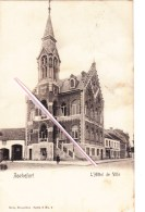 ROCHEFORT - L'Hôtel De Ville - Superbe Carte Voyagée Vers Namur En 1905 - Rochefort