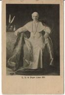 S S Le Pape Léon XIII - Célébrités