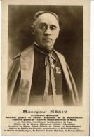 Monseigneur Mério - Célébrités