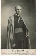 Monseigneur Mercier - Célébrités