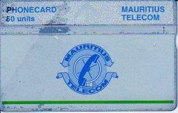 TELECARTE MAURITIUS TELECOM - Gabun