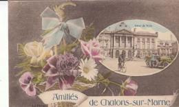 Dep 51 - Châlons Sur Marne    - Amitiès: Achat Immédiat - Châlons-sur-Marne